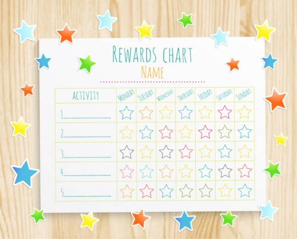 21 Chore Cards And Chore Charts To Print – Tip Junkie