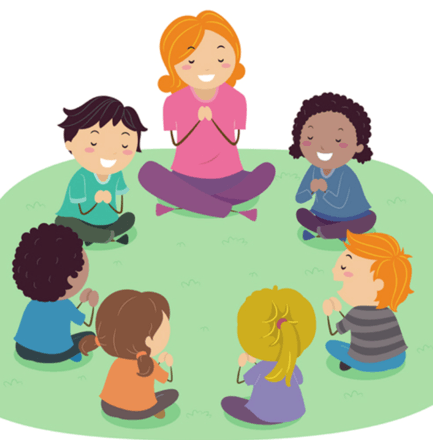 Library Of Preschool Circle Time Clipart Stock Png Files