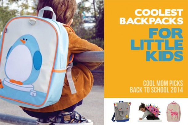 The Coolest Backpacks For Preschoolers  Back To School 2014