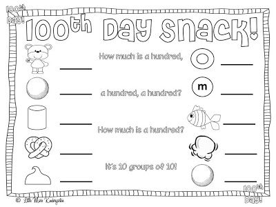 55 Best School 100th Day Images In 2020