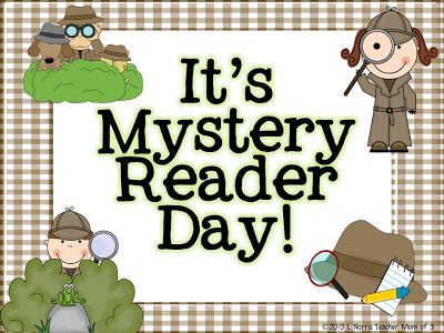 How To Implement A Mystery Reader Program In The Classroom Plus
