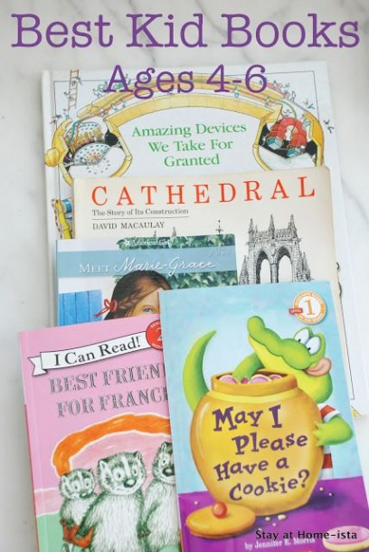 The Best Kid Books For 4