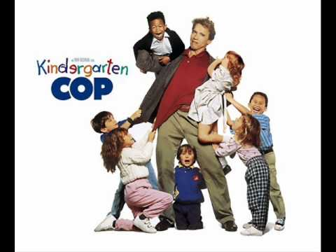 Kindergarten Cop Soundtracks 1,2,3
