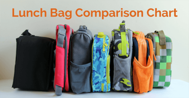 Lunch Bag Comparison Chart