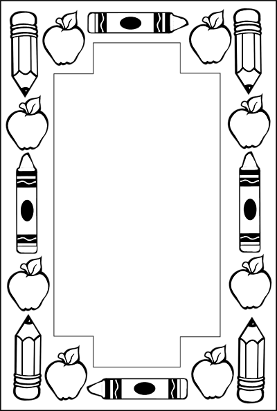 Free Free Black And White Borders, Download Free Clip Art, Free
