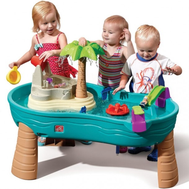 Outdoor Kids Water Table Toy Small Play Toddler Kindergarten