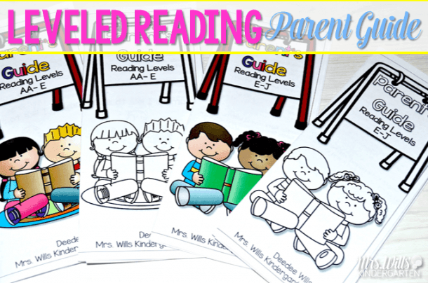 Parents Guided To Reading Levels Archives