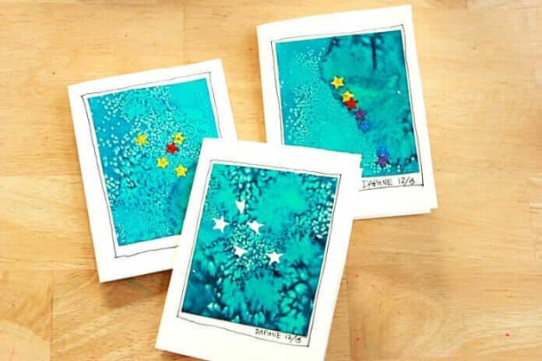 13 Winter Art Projects For Kids – How To Have An Artful Winter