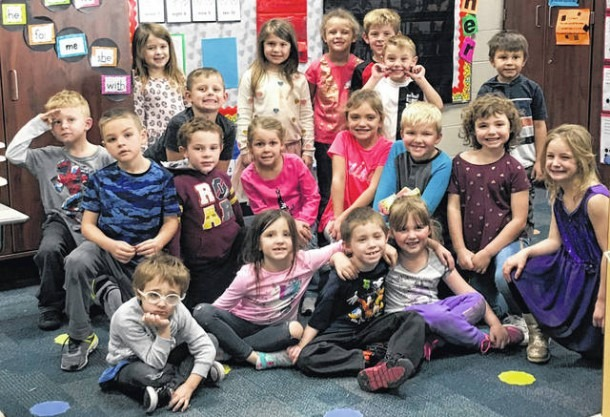 Kindergartners Thankful For Pets, Family And More