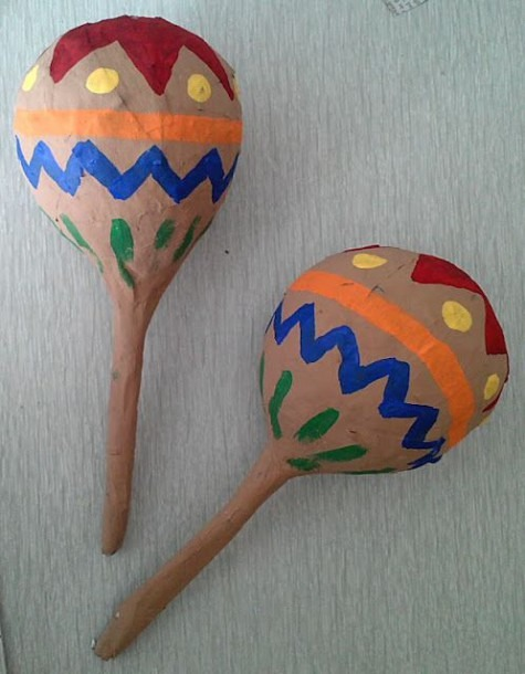 Nothing Says Summer Like Mexican Maracas!