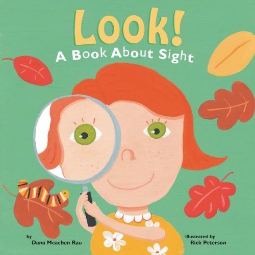 Look!  A Book About Sight (the Amazing Body  The Five Senses