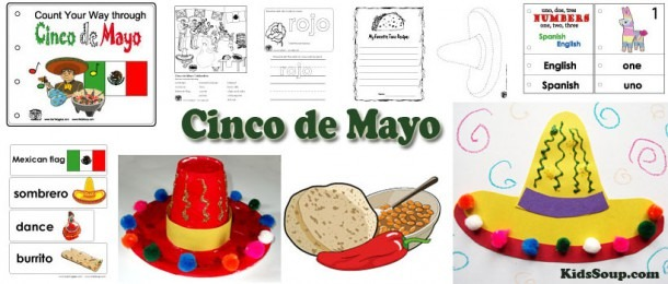 Cinco De Mayo Crafts, Activities, Games, And Printables