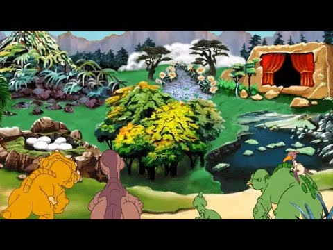 The Land Before Time  Math Adventure
