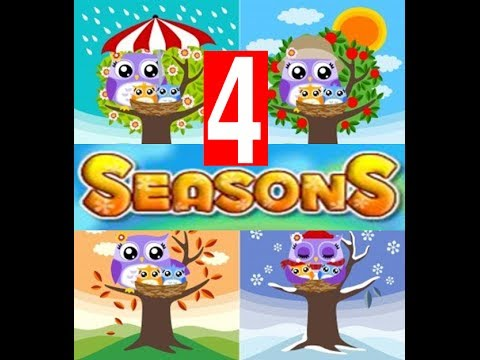 Four Seasons In The Year