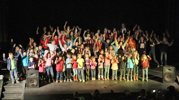 Plumas Charter Students Shine In Fall Performance