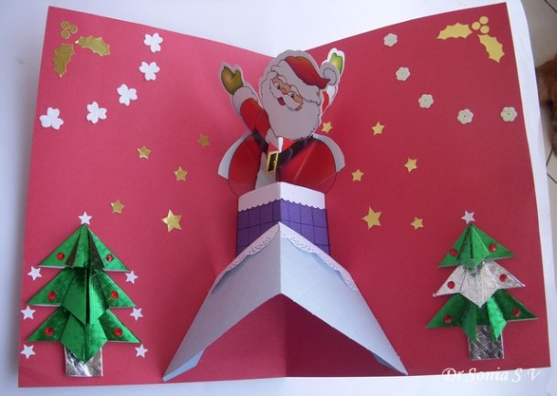 Cards ,crafts ,kids Projects  Pop Up Card Making Tip