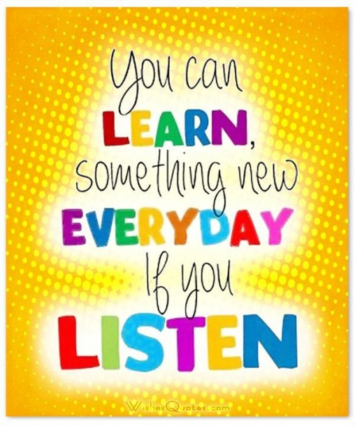 Inspiring Positive Back To School Messages, Quotes And Cards