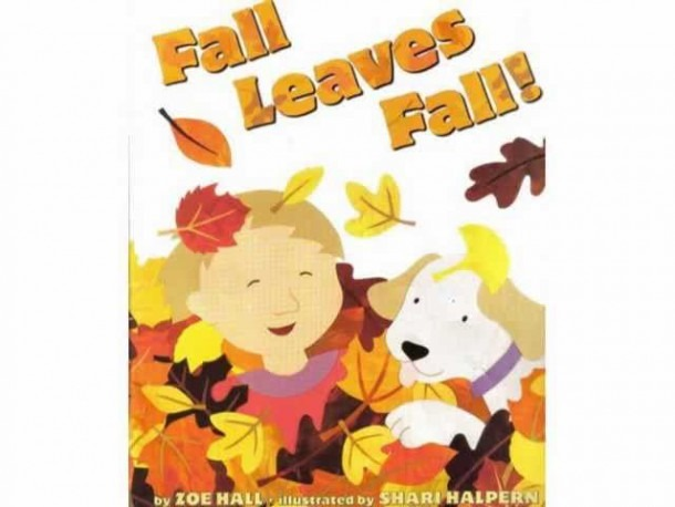 First Grade Fall Leaves