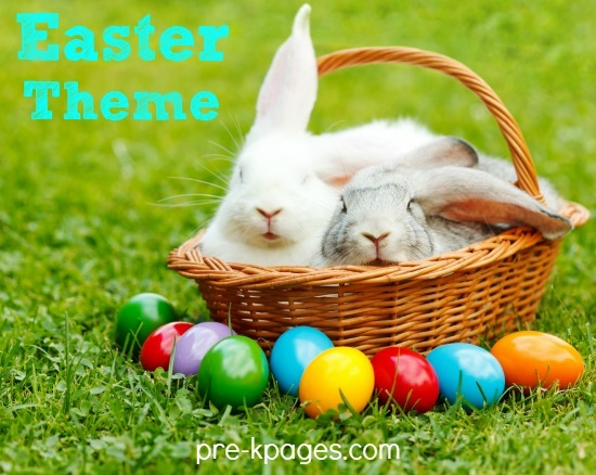Easter Theme Activities In Preschool