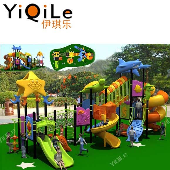 Yiqile New Produced School Playground Kindergarten Playground