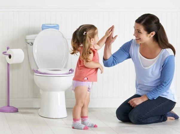 Creating A Toilet Training Plan