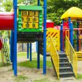 Kindergarten School Playgrounds