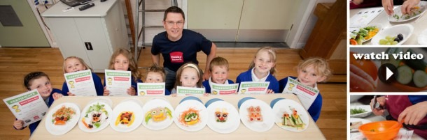Creative Food Workshops For Primary School And Kindergarten From